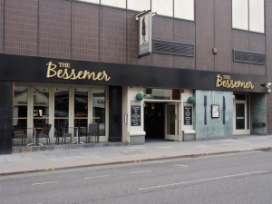 The Bessemer.  Sheffield S1