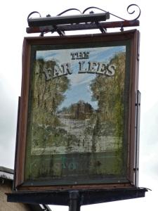 Far Lees Sign