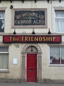 The Friendship Door.  Sheffield S9