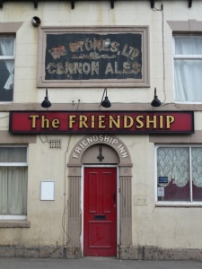 The Friendship Door.  Sheffield S9