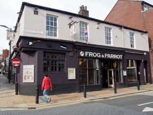 Frog & Parrot 1, Sheffield S1