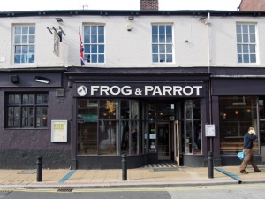 Frog & Parrot 2, Sheffield S1