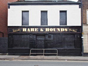 Hare and Hounds.  Sheffield S3