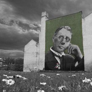 Harry Brearley Mural