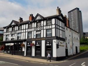 The Howard Pub.  Sheffield S1