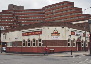 Moorfoot Tavern, Sheffield S1