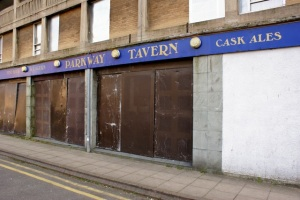 Parkway Tavern.  Sheffield S2