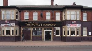 The Royal Standard. Sheffield S2