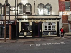 The Sportsman, Cambridge Street, Sheffield S1