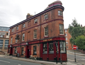 1. The Three Tuns