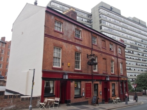3. The Three Tuns
