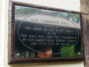 3.  Carbrook Hall Sheffield