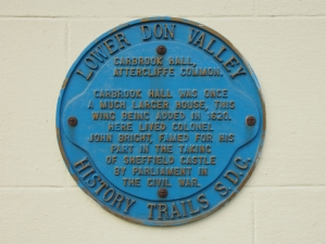 4.  Carbrook Hall Sheffield